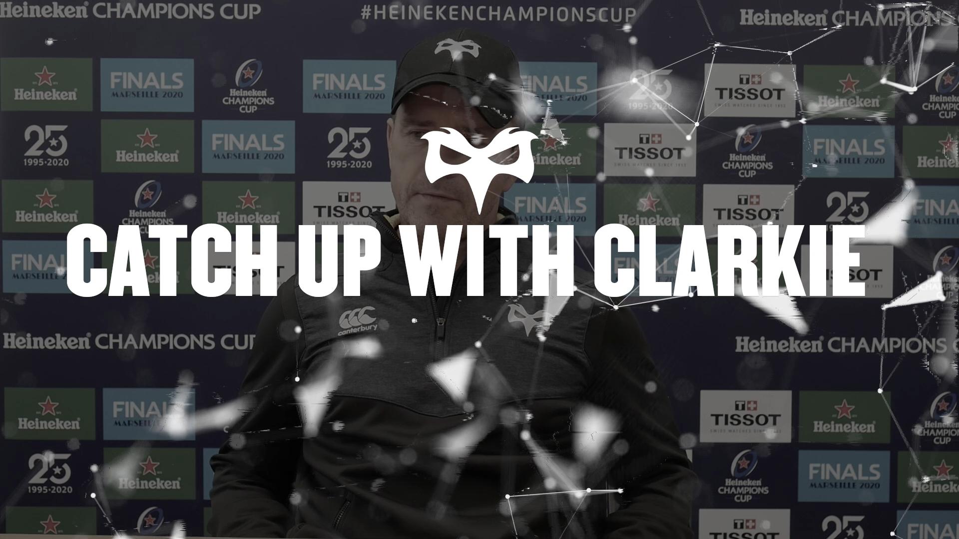 Catch Up With Clarkie 21st Nov 19