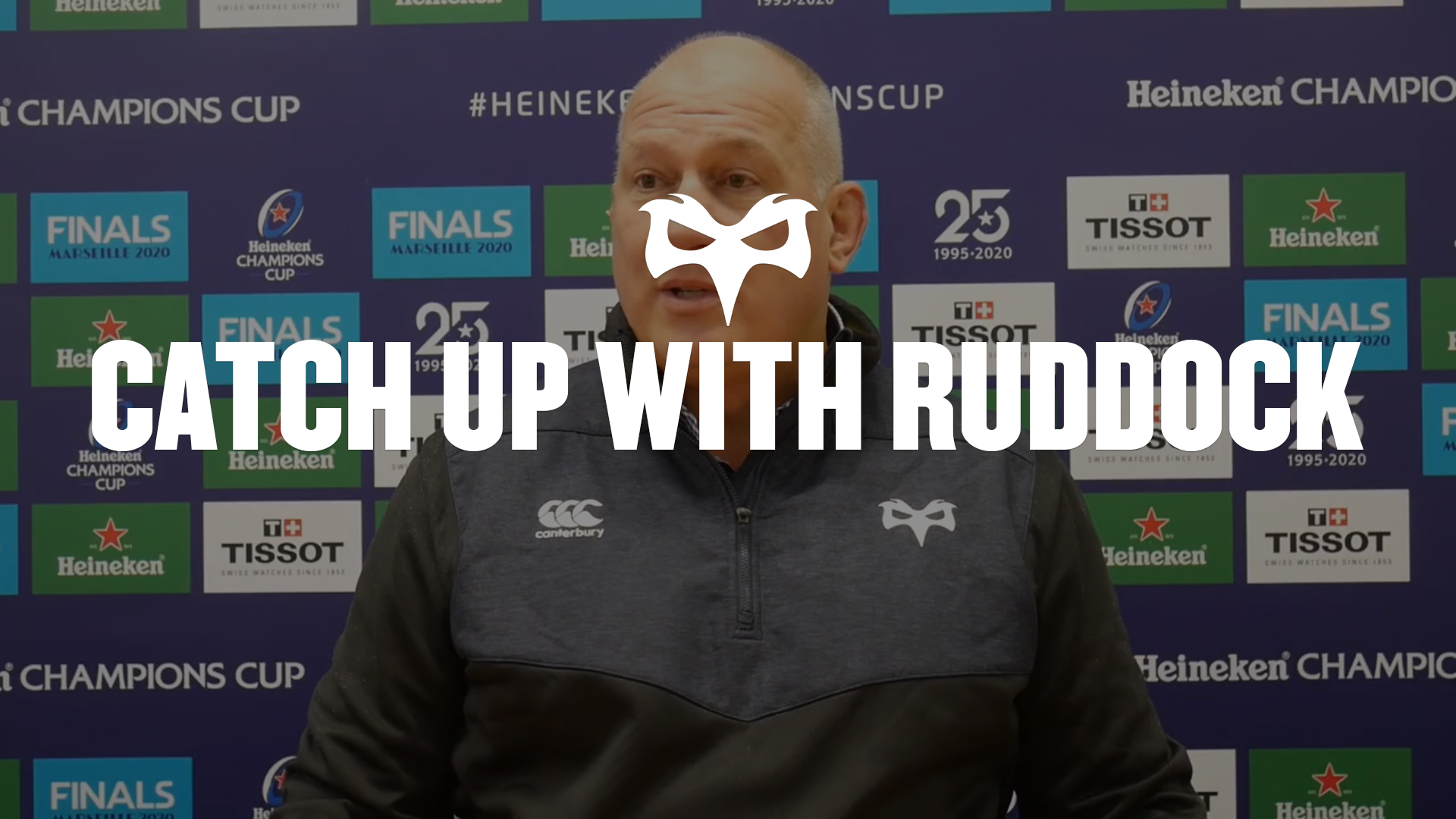 Catch Up With Ruddock 7th Jan