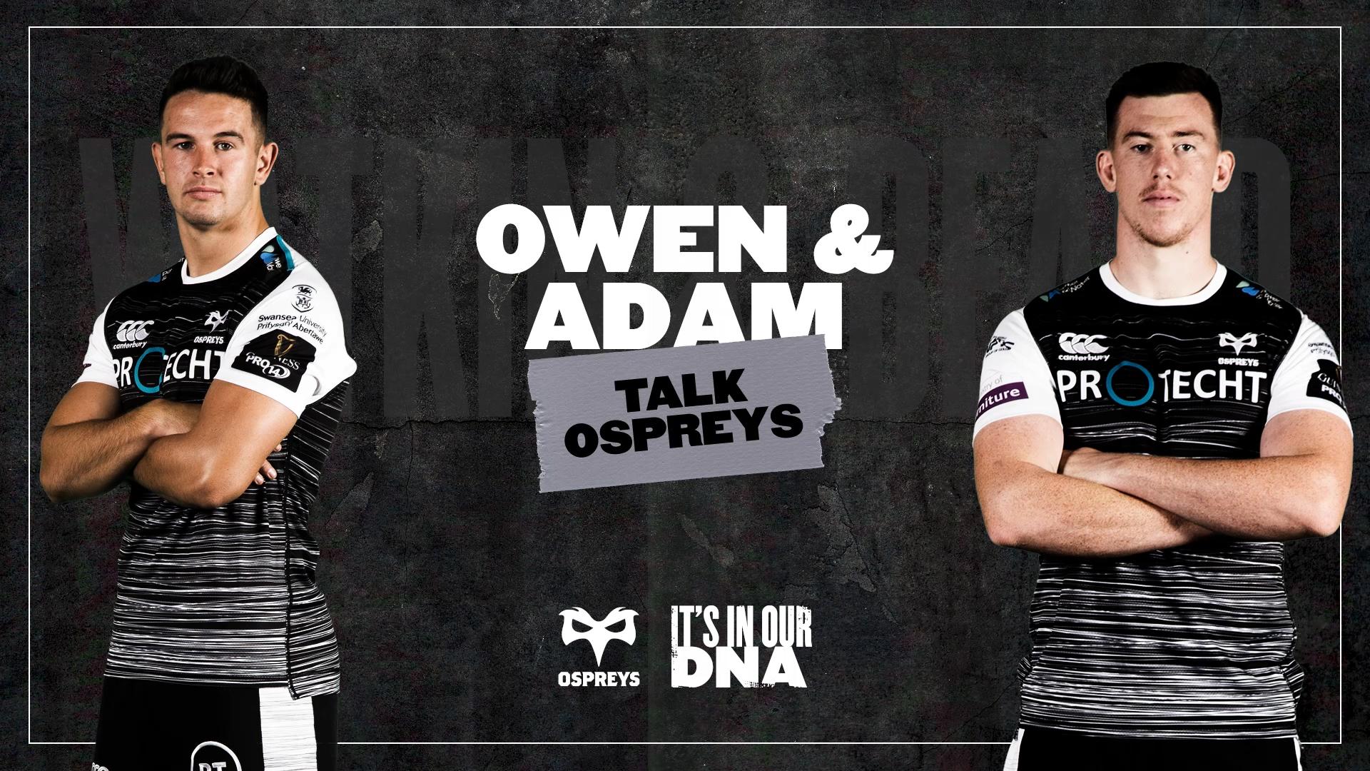 Owen and Adam