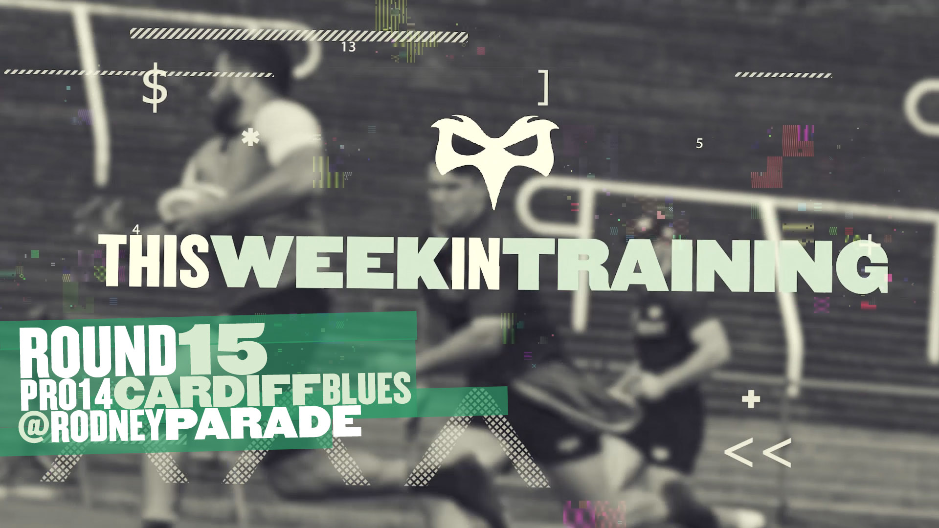 This week in Training Cardiff