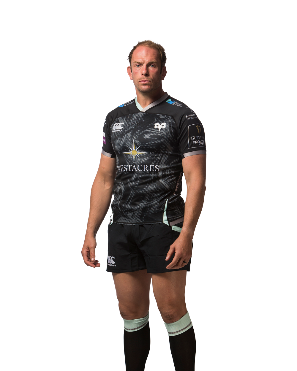 Alun Wyn Jones 20/21