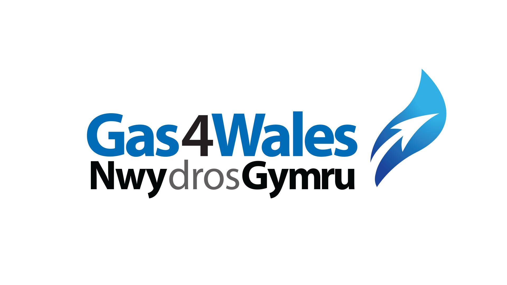 Gas4Wales Logo 2020