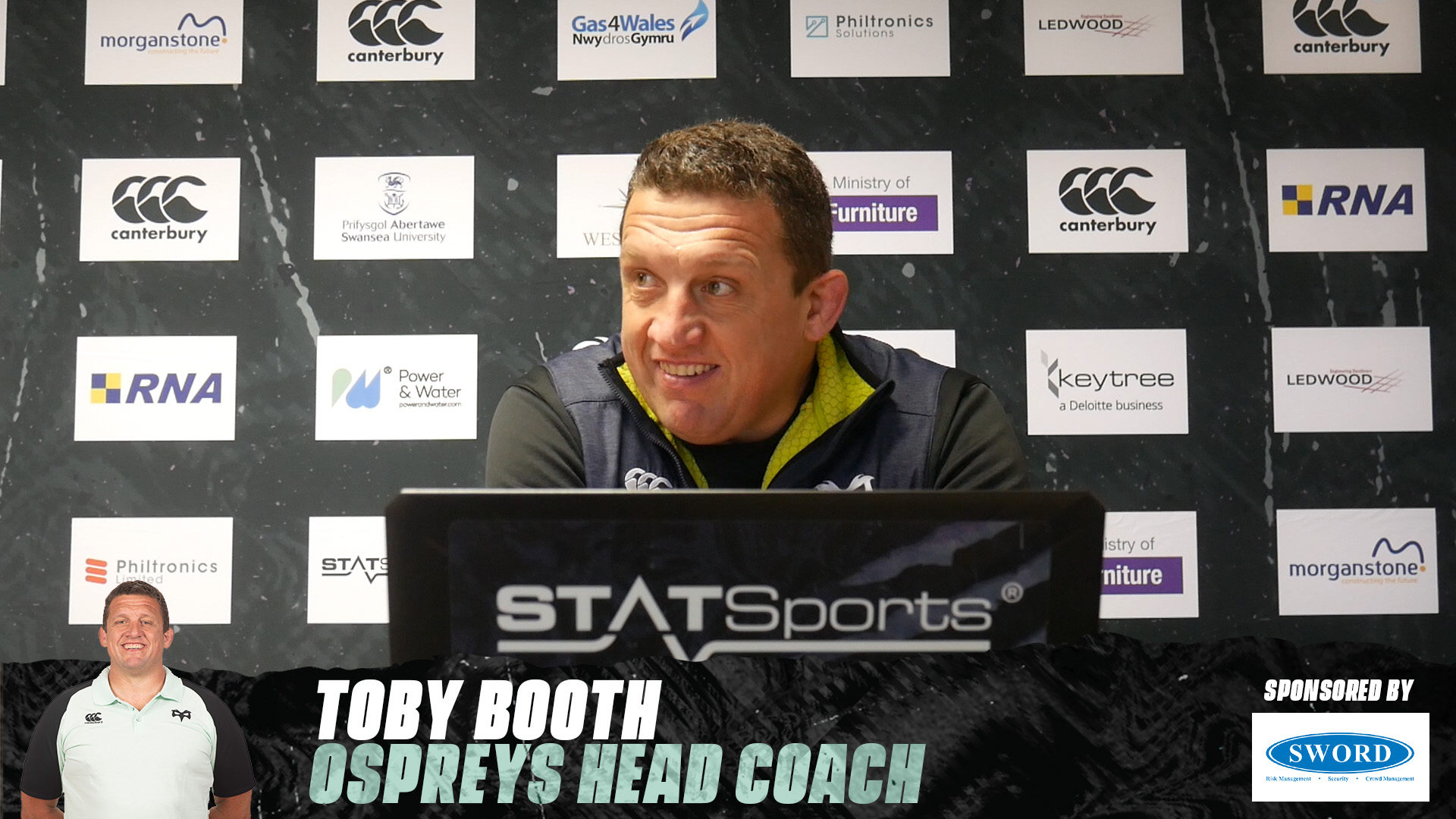 INTERVIEW: Toby Booth (22nd December 2020)