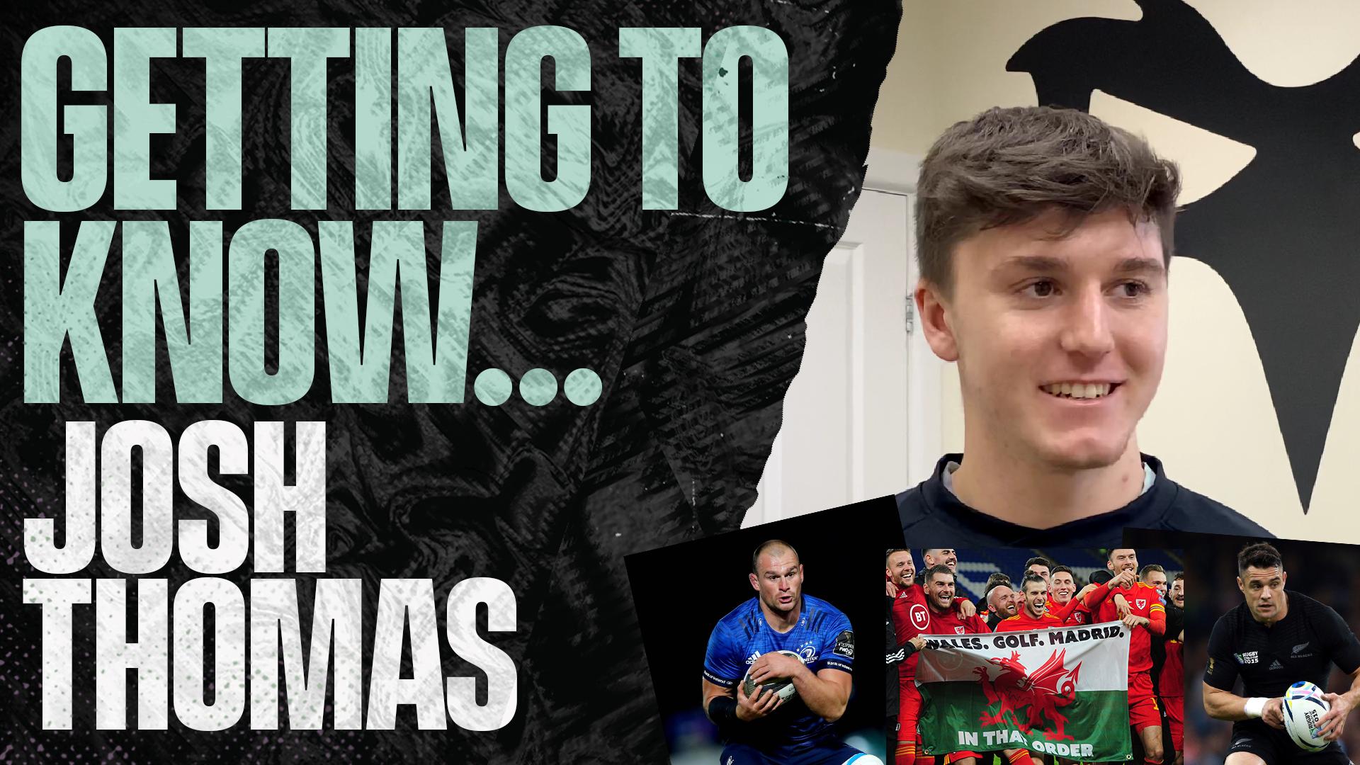 Getting to know Josh Thomas