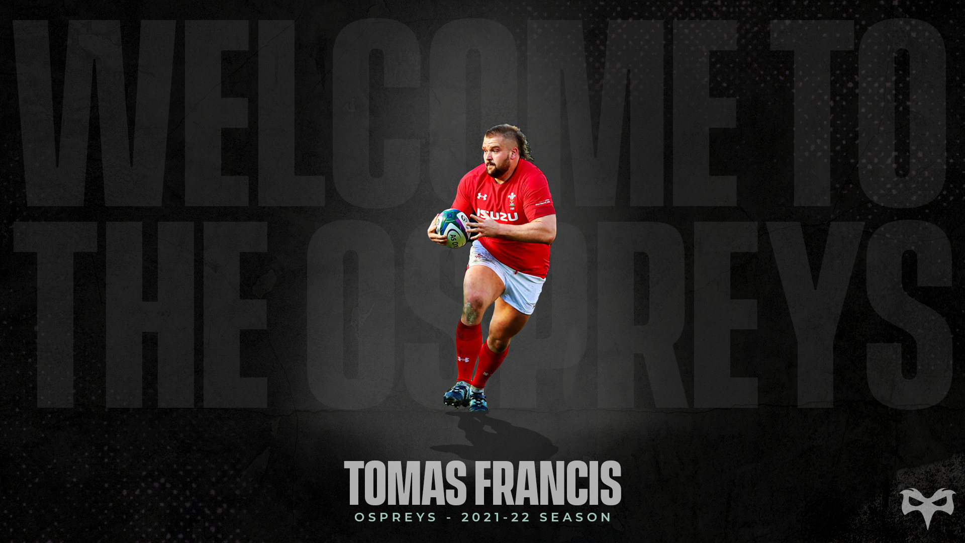 Welcome Tomas Francis