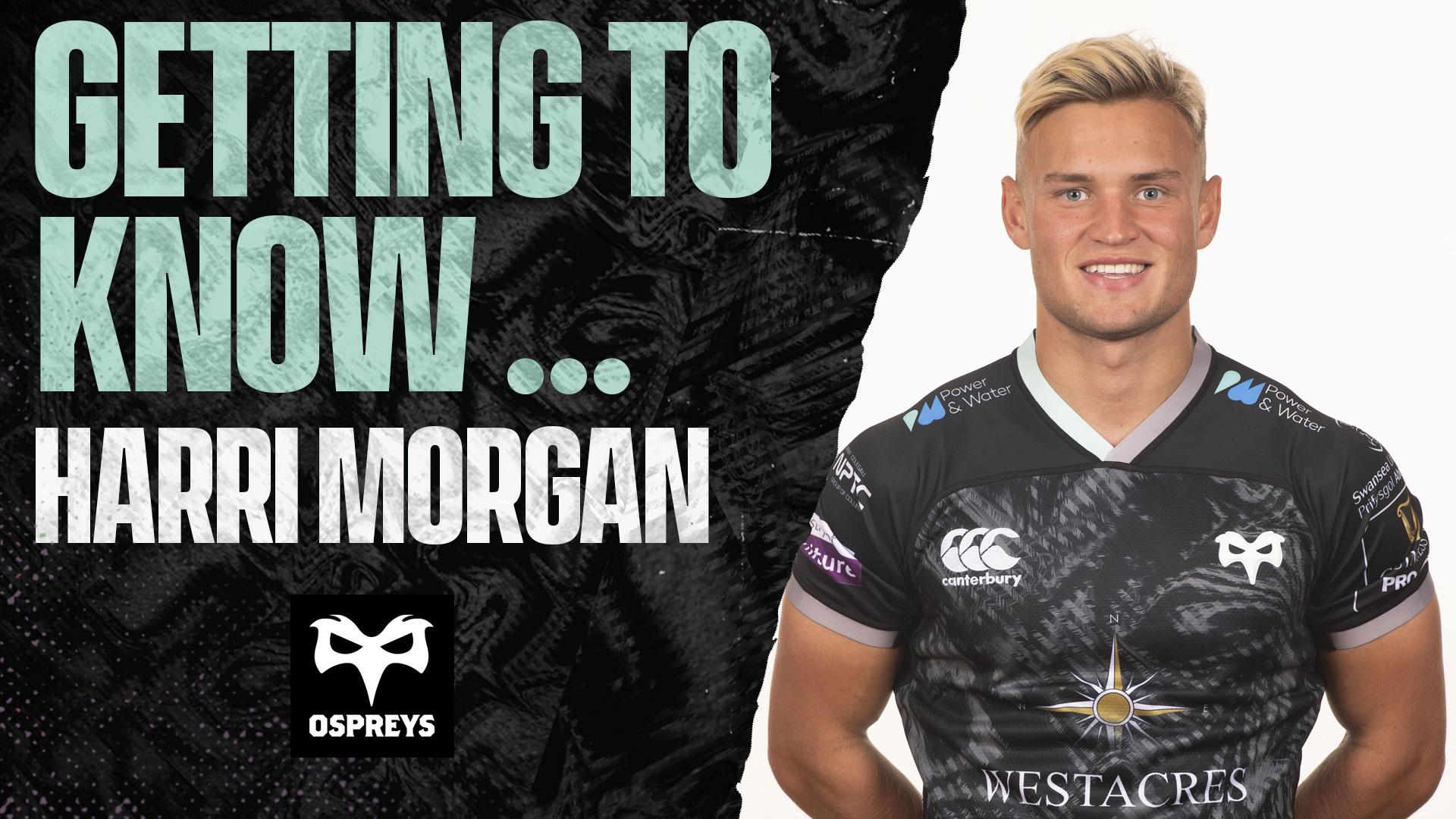 Harri Morgan