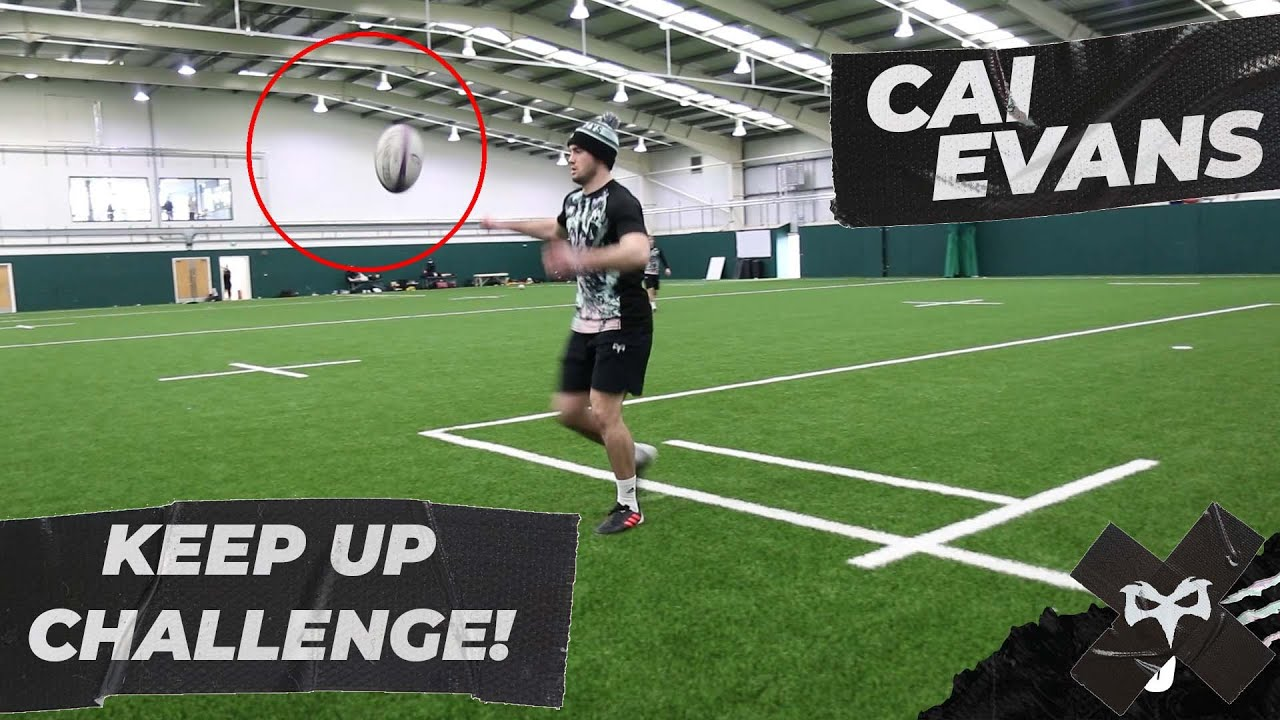 Keep Up Challenge - Cai Evans