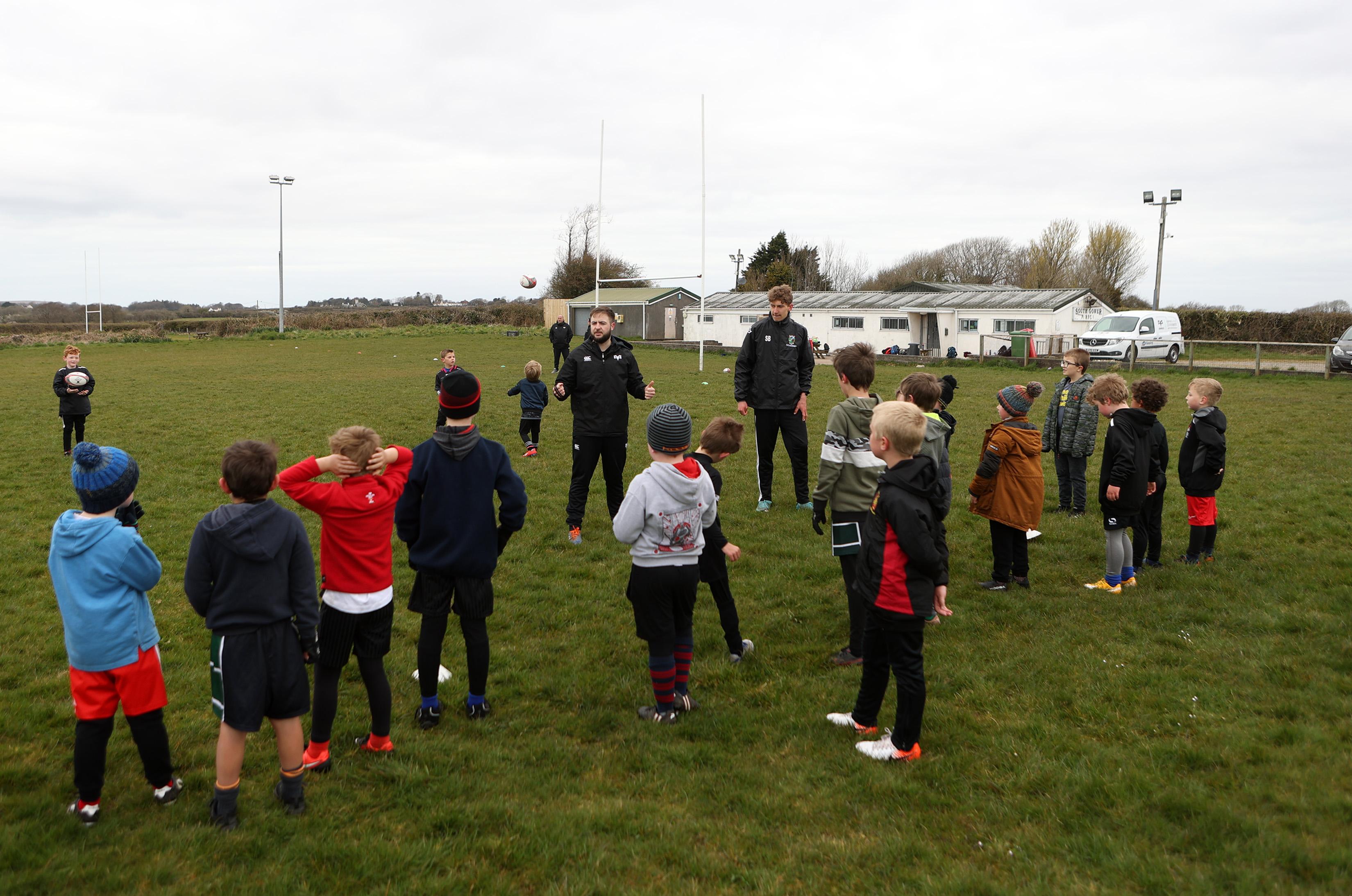 Ospreys in the Community
