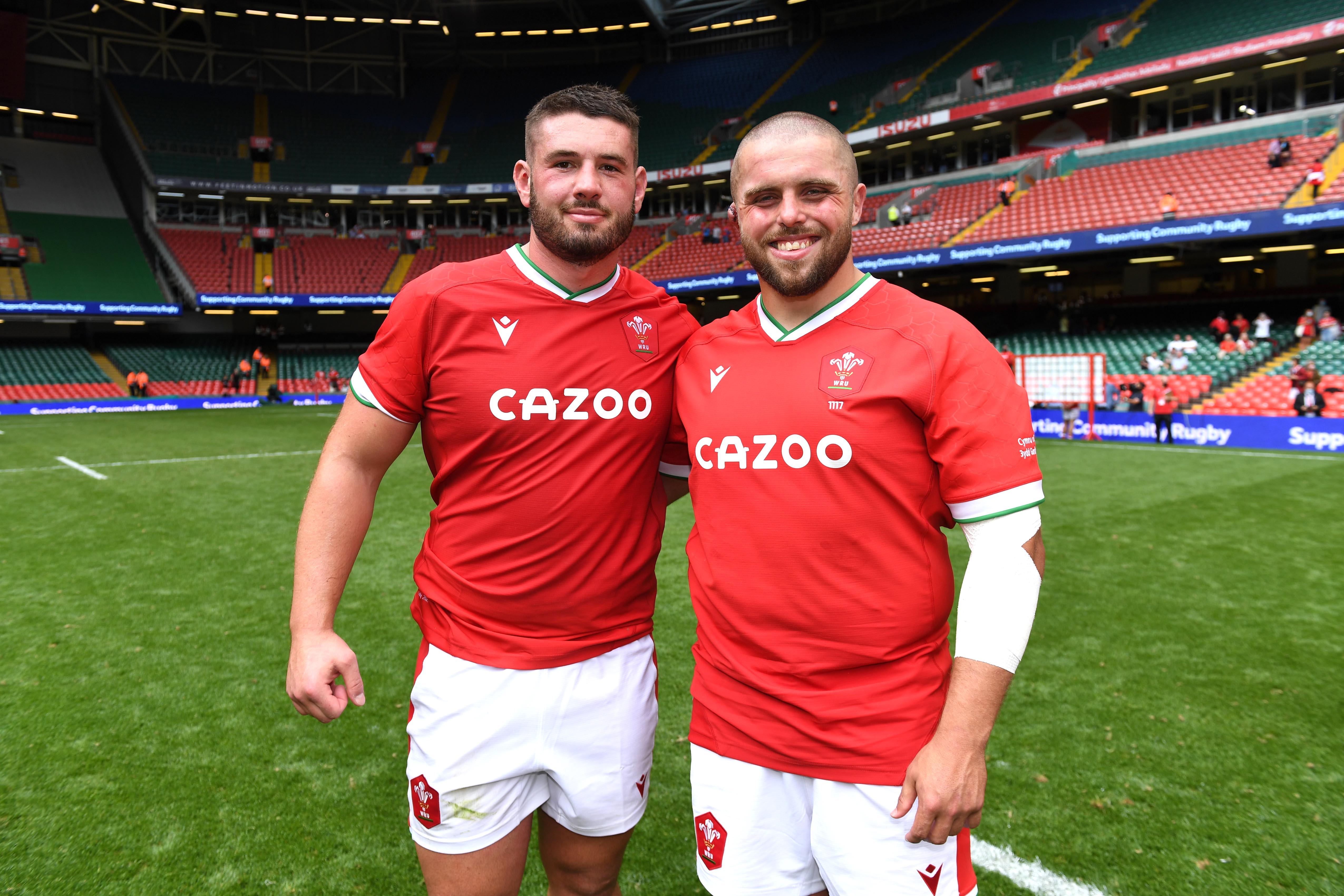 Gareth and Nicky