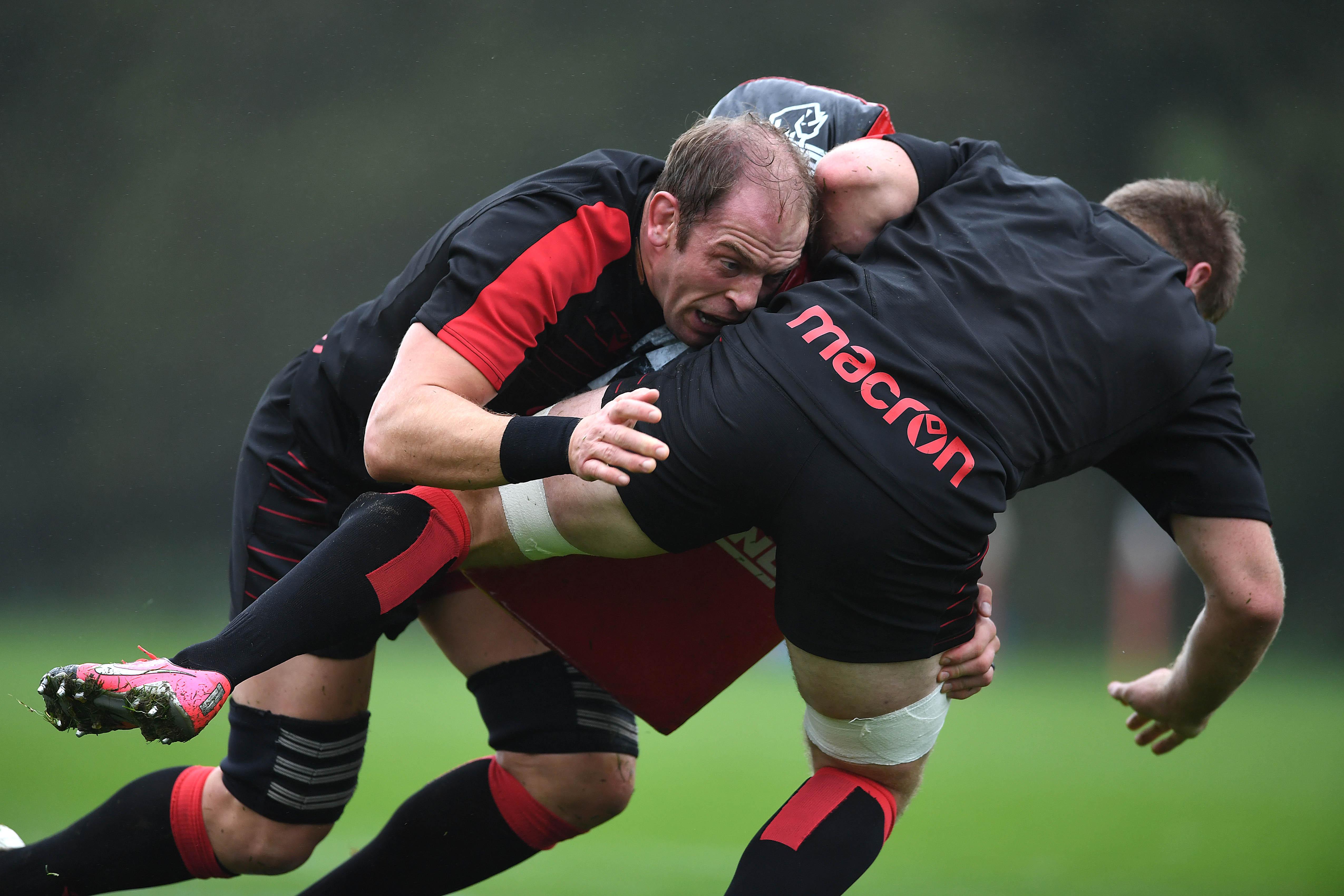 AWJ Wales Training